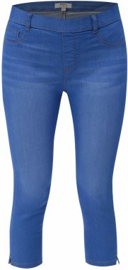 Modré 3/4 jeggings Dorothy Perkins