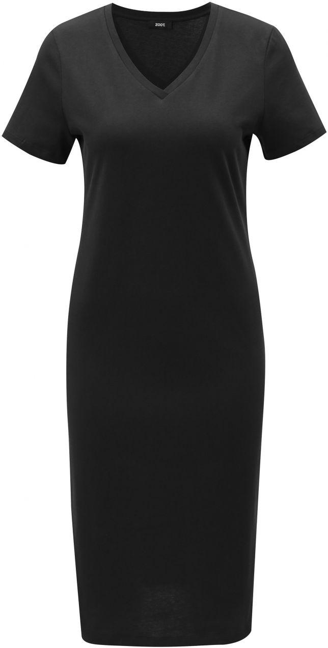 4bcad7f55309 Čierne puzdrové šaty s krátkym rukávom ZOOT značky ZOOT - Lovely.sk