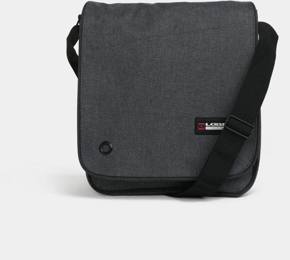 65499c96b8bc3 Sivá pánska taška cez rameno LOAP Biney značky LOAP - Lovely.sk