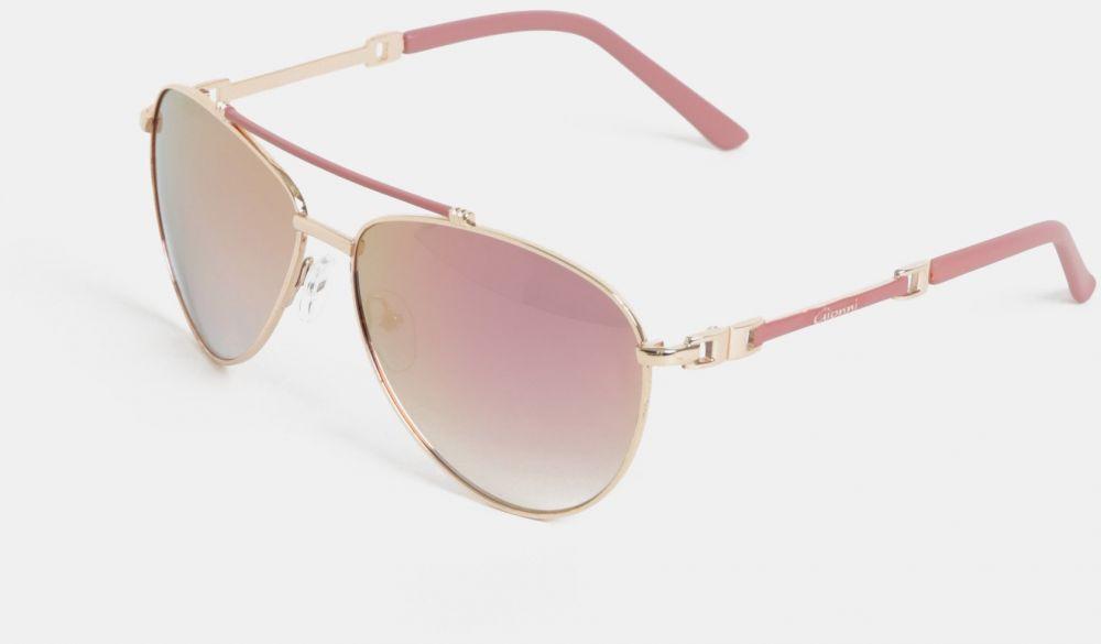 55c3de591 Ružové slnečné okuliare so zrkadlovými sklami Gionni značky Gionni -  Lovely.sk
