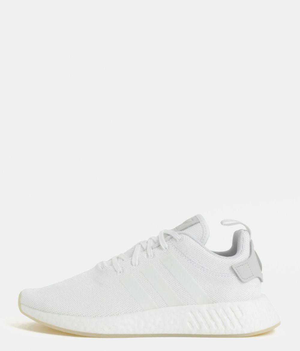 Biele pánske tenisky adidas Originals značky adidas Originals