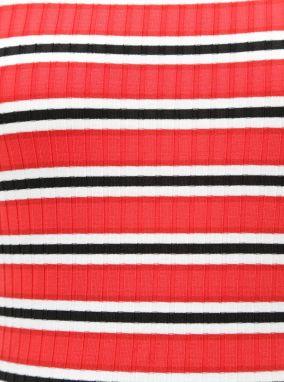 48d9657a5f97 Bielo–červené tehotenské pruhované tielko Dorothy Perkins Maternity galéria