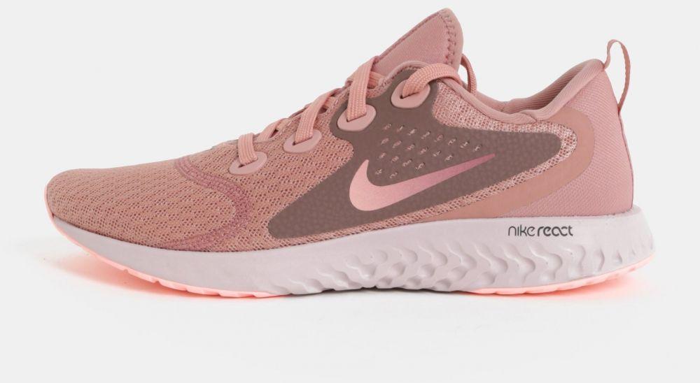 d33826a11 Ružové dámske tenisky Nike Legend React značky Nike - Lovely.sk