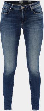 6fcb23243fc ONLY Dámske džínsy Shape Reg CZ DNM Jeans REA4488 Noosa Dark Blue ...