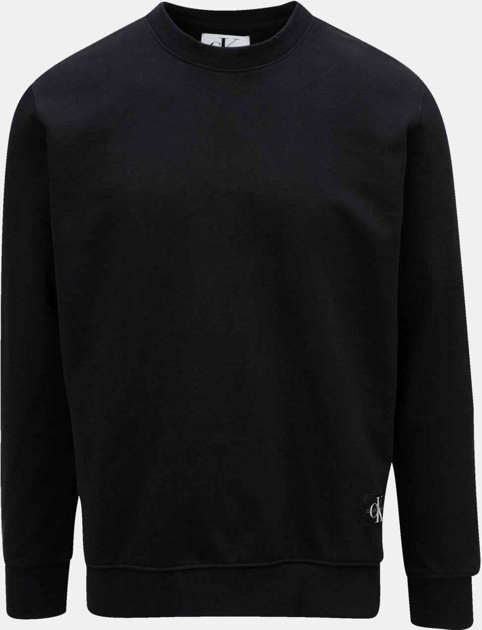 16f3995498 Čierna pánska mikina Calvin Klein Jeans značky Calvin Klein Jeans -  Lovely.sk