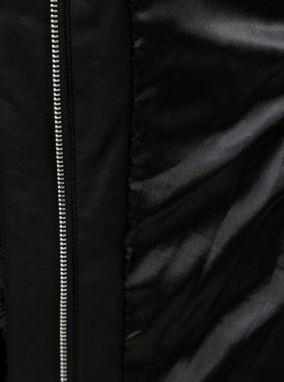 Čierny krátky kabát z umelej kožušiny Dorothy Perkins značky Dorothy ... afdd67918a0