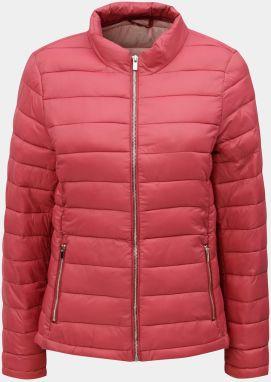 Červená bunda s umelým kožúškom VILA Must značky VILA - Lovely.sk c3a2aa235db
