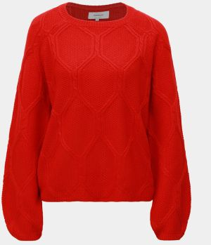 7cdf5a90b313 Yumi Dámsky svetrík YM857 RED značky Yumi - Lovely.sk