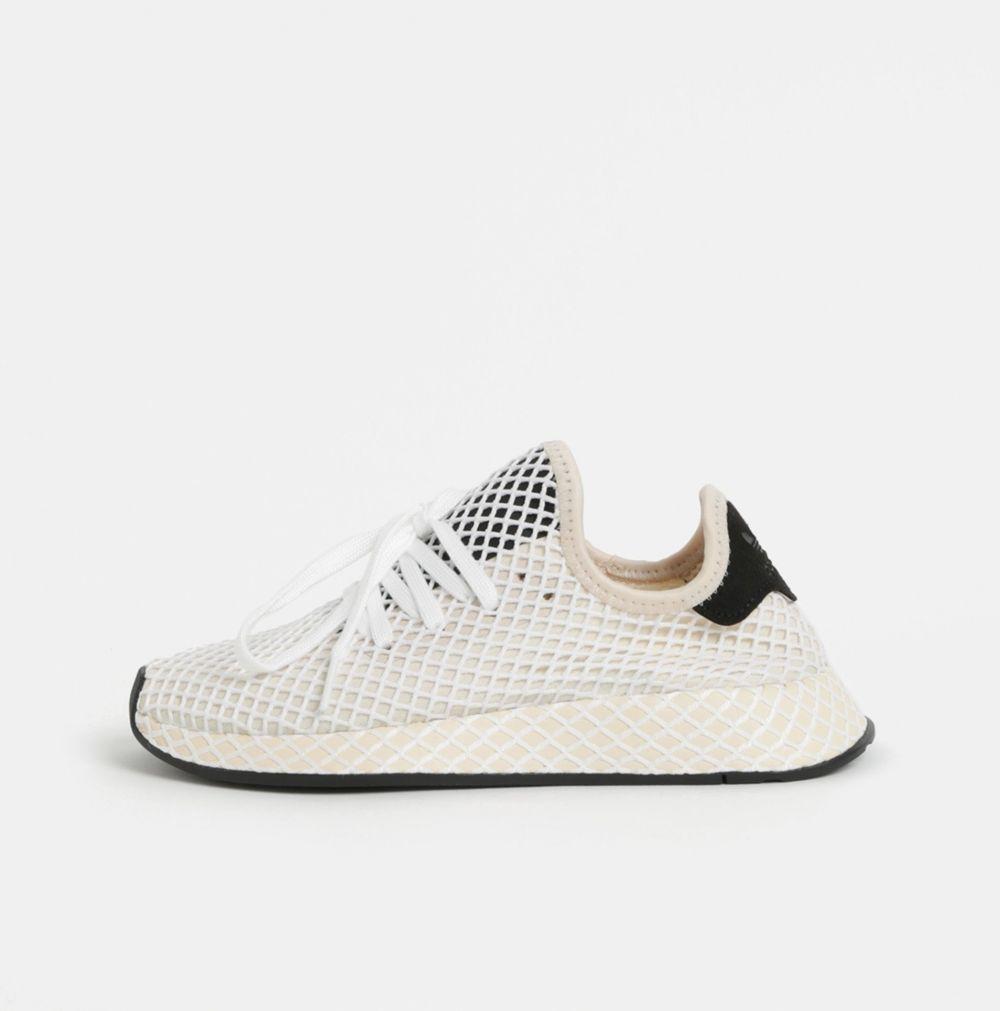 Krémové dámske tenisky adidas Originals Deerupt Runner značky adidas ... 1f7fb392f33