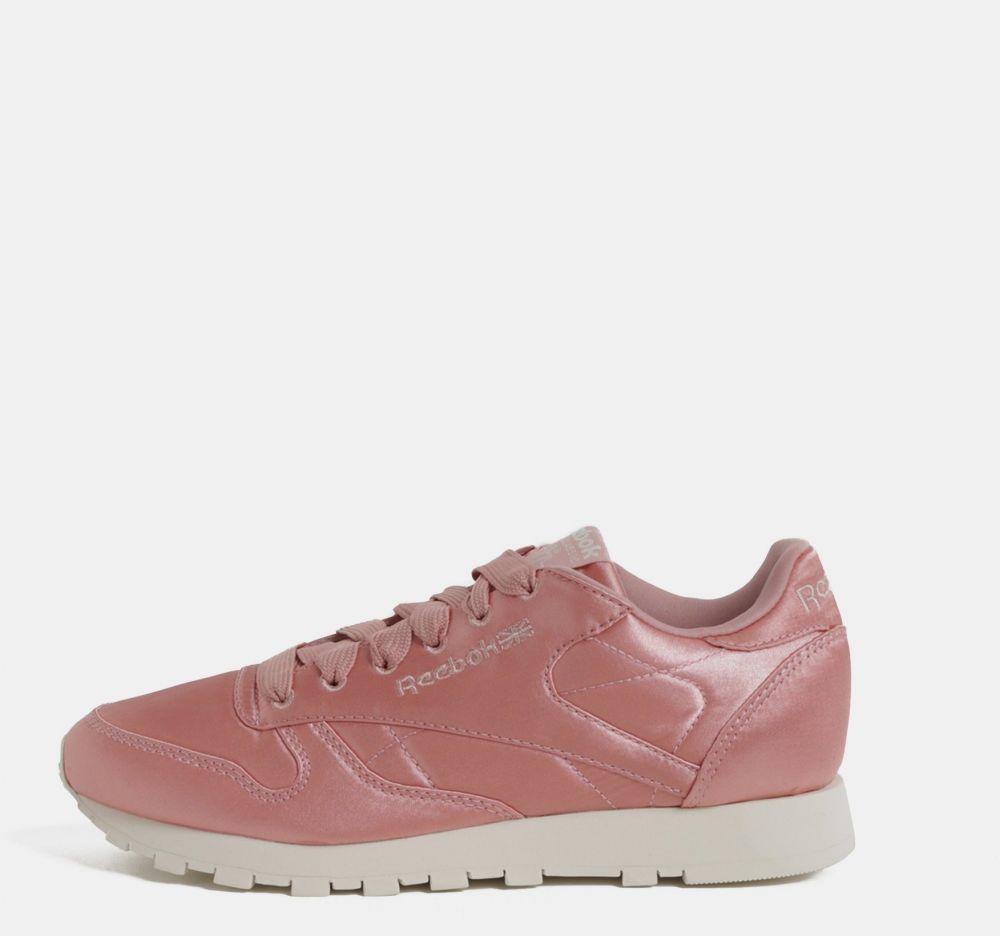 Ružové dámske tenisky Reebok značky Reebok - Lovely.sk 9ac193d53a