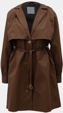 Žltý kabát VERO MODA Elina značky Vero Moda - Lovely.sk 351a35808f3