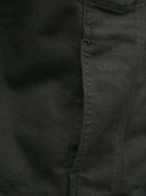 Čierna pánska rifľová bunda Calvin Klein Jeans značky Calvin Klein ... 0f0a4d158e8