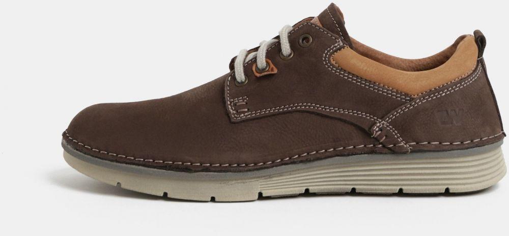 Hnedé pánske kožené topánky Weinbrenner značky Weinbrenner - Lovely.sk a6632c89cb3