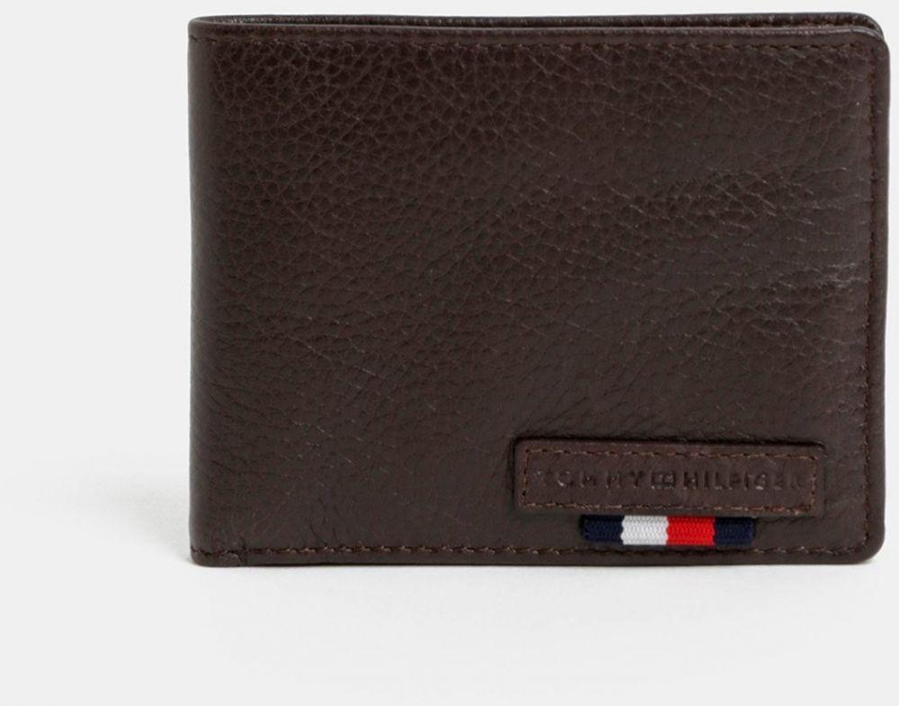 Hnedá kožená peňaženka Tommy Hilfiger značky Tommy Hilfiger - Lovely.sk 30d12c065c9