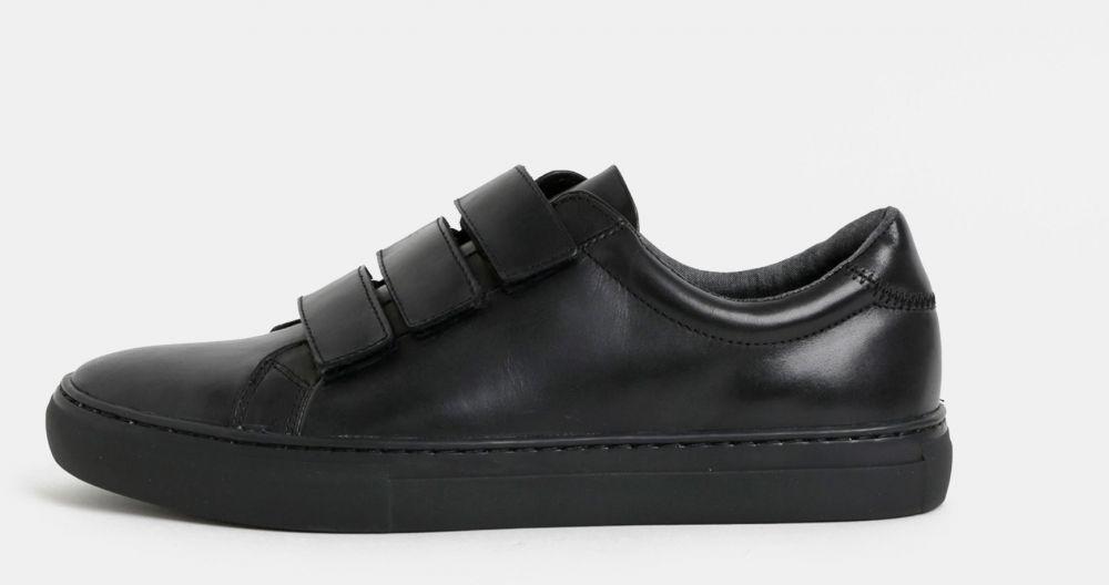 Čierne pánske kožené tenisky Vagabond Paul značky Vagabond - Lovely.sk d3c83480982