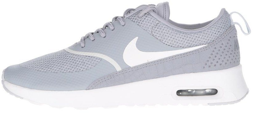 Svetlosivé dámske tenisky Nike Air Max Thea značky Nike - Lovely.sk 821ab00e8af