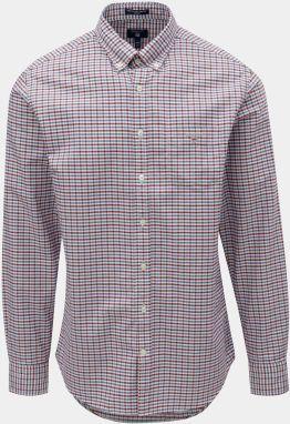 fd1df04efa3a Svetlomodrá pánska neformálna košeľa GANT značky Gant - Lovely.sk