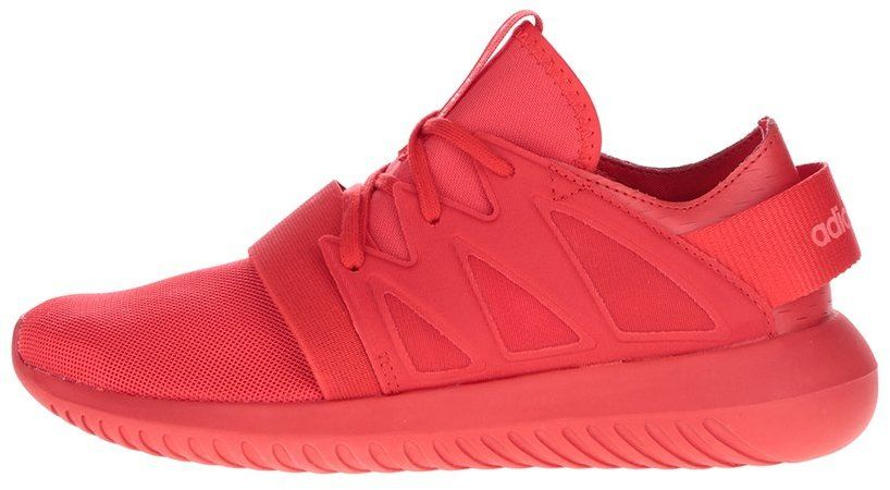 a85c43a81d8 Červené dámske tenisky adidas Originals Tubular značky adidas Originals -  Lovely.sk