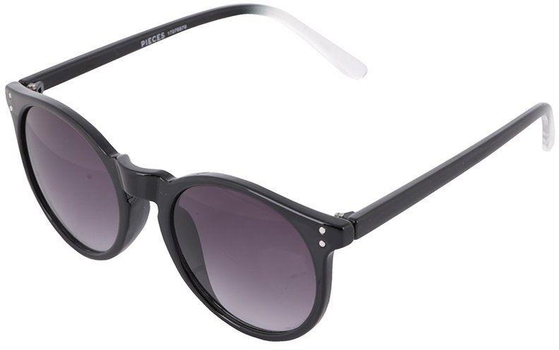 0f3eb4263 Čierne slnečné okuliare Pieces Pannu značky Pieces - Lovely.sk