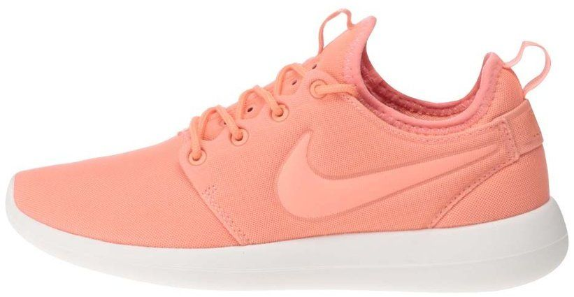 Svetlooranžové dámske tenisky Nike Roshe Two značky Nike - Lovely.sk bb896de6576