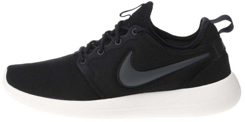 Čierne dámske tenisky Nike Roshe Two značky Nike - Lovely.sk b6f51761057