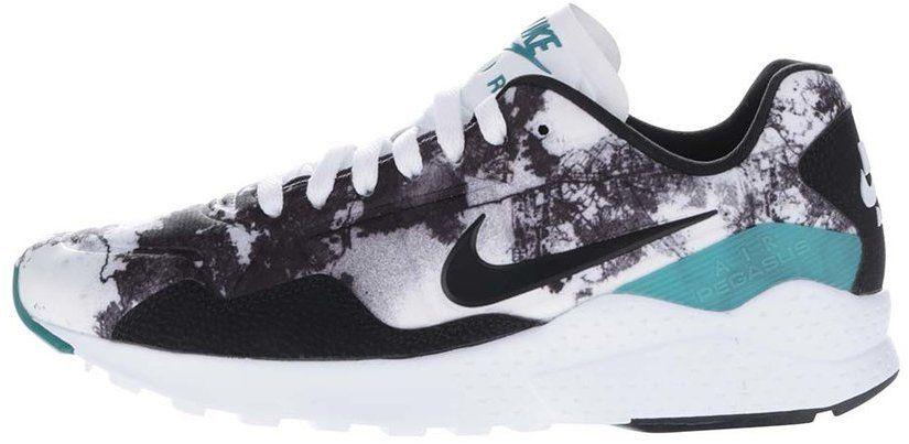 Čierno-biele pánske vzorované tenisky Nike Air Zoom Pegasus značky Nike -  Lovely.sk f6469a1a349