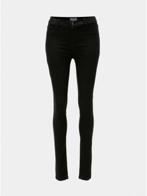 Čierne super skinny rifle Dorothy Perkins Tall