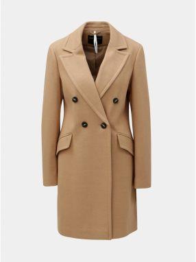 Rita Koss Dámsky kabát RK64 BROWN značky Rita Koss - Lovely.sk 64da4d046c