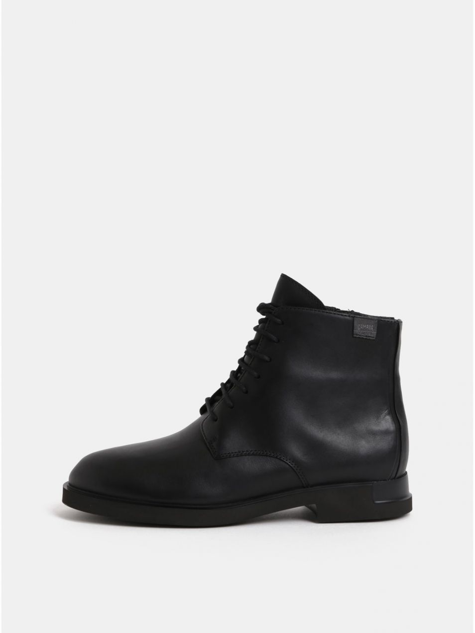 cdae0a5c51 Čierne dámske kožené členkové topánky Camper Iman značky Camper - Lovely.sk