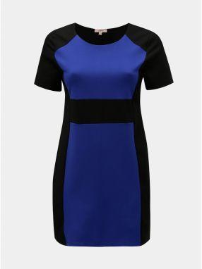Čierne vzorované šaty Smashed Lemon značky Smashed Lemon - Lovely.sk 9eae305be6a
