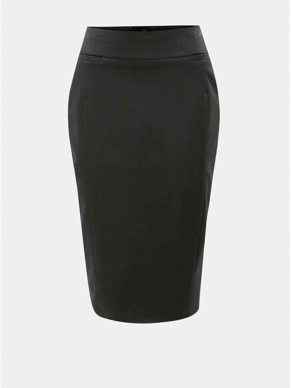 5ea516e331ba Čierna puzdrová sukňa Dorothy Perkins značky Dorothy Perkins - Lovely.sk