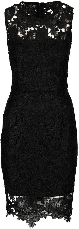 Čierne šaty s čipkou AX Paris značky AX Paris - Lovely.sk 4023a0bb512