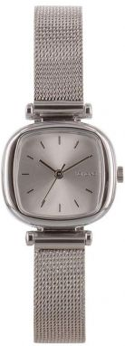 Dámske hodinky s nerezovým remienkom v striebornej farbe Komono Moneypenny  Royale Silver 08c5771f85b