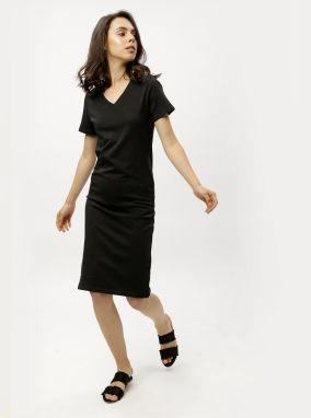 11d12790466b Čierne šaty s krátkym rukávom ZOOT značky ZOOT - Lovely.sk