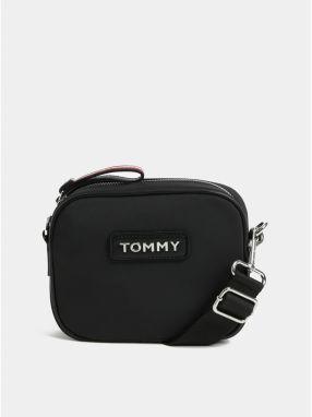 Tommy Hilfiger černá pánská taška TH City Mini Crossover značky ... dfb063da192