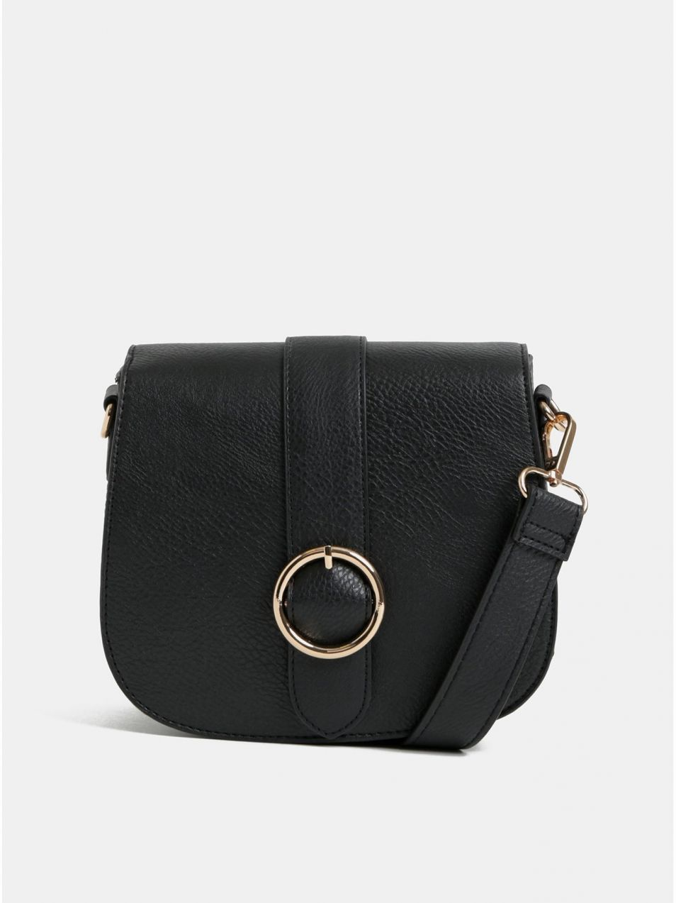 205f052a7d Čierna crossbody kabelka s prackou Dorothy Perkins značky Dorothy ...