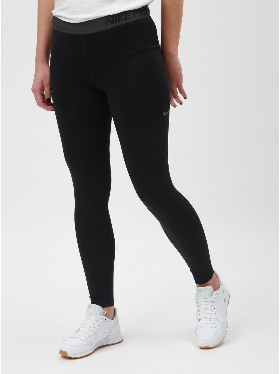 63f9f648a667 Čierne dámske funkčné legíny Nike značky Nike - Lovely.sk
