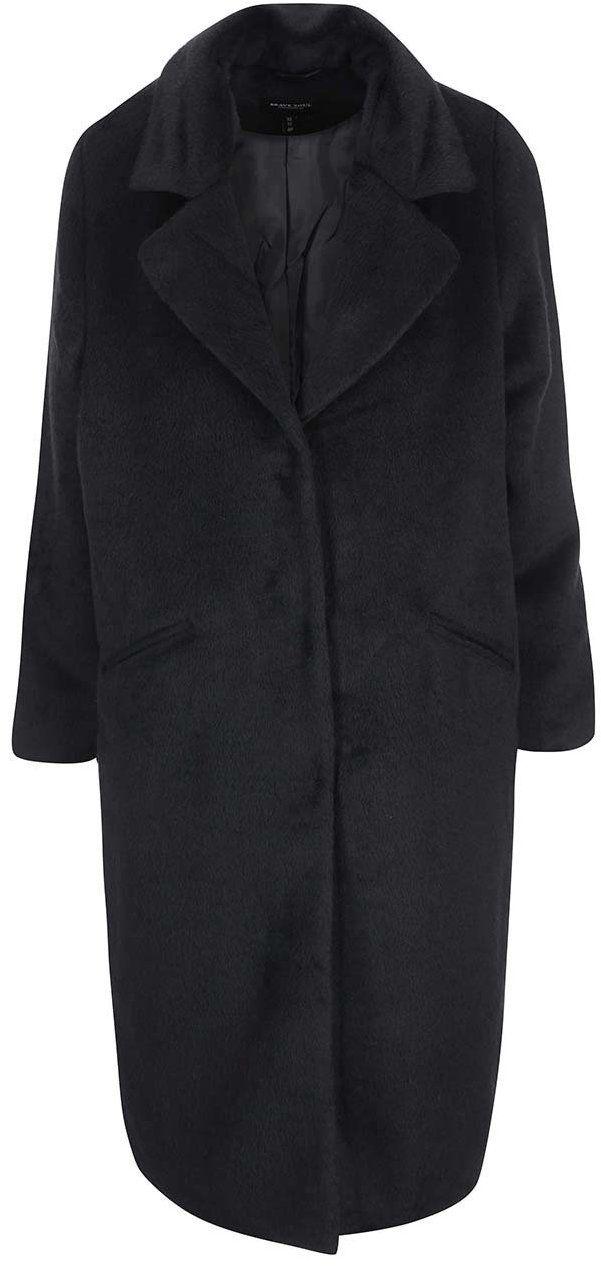 Čierny dámsky dlhý kabát Brave Soul Trixie značky Brave Soul - Lovely.sk a60fab1c025