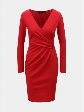a0d045f8c Elegantné dámske šaty 141-2 Numoco nm-sat141re - Lovely.sk