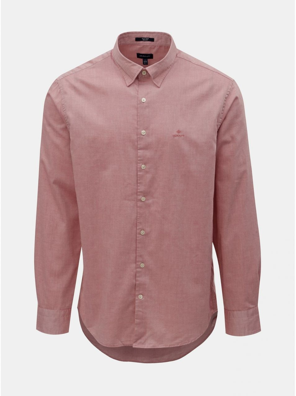 96b61d5a910d Ružová pánska regular fit košeľa GANT značky Gant - Lovely.sk