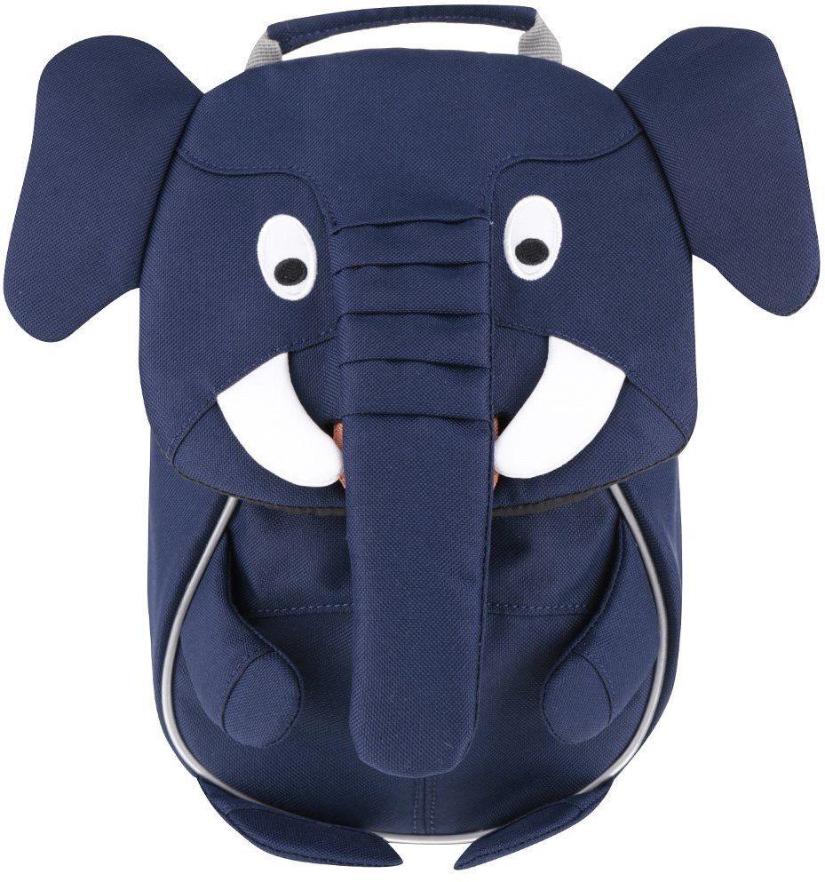 da5bb1e578 Tmavomodrý batôžtek v tvare slona Affenzahn značky Affenzahn - Lovely.sk