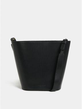 d1ce245e6e Čierna kožená crossbody kabelka Vagabond Alabama