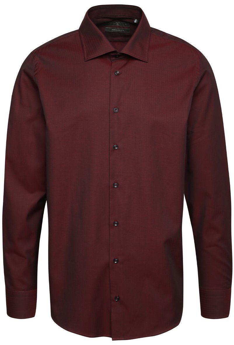 53626282210e Vínová pánska formálna košeľa Pietro Filipi značky Pietro Filipi - Lovely.sk