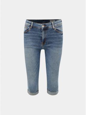 a4768181f2a11 Modré dámske rifľové kraťasy Cross Jeans Adele