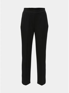 fc7750e322cb Čierne kostýmové nohavice s vysokým pásom VERO MODA AWARE Gemma