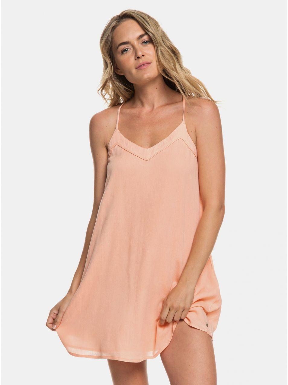 81962423f3e3 Marhuľové šaty Roxy Off We Go značky Roxy - Lovely.sk