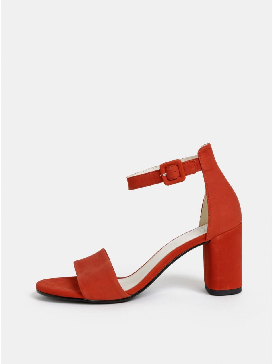 406ecd15e4 Červené semišové sandálky Vagabond Penny značky Vagabond - Lovely.sk