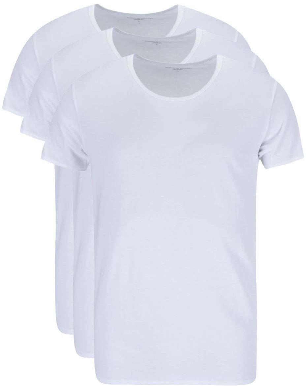 Kolekcia troch pánskych bielych tričiek Tommy Hilfiger značky Tommy Hilfiger  - Lovely.sk 067accfd542