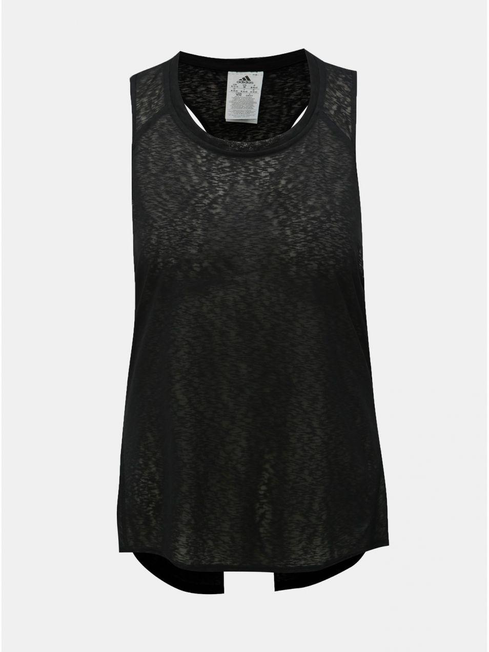 82efbff52ba8a Čierne dámske tielko adidas Performance CTMPRY značky adidas ...