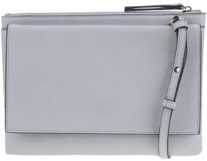 Sivá crossbody kabelka French Connection Core